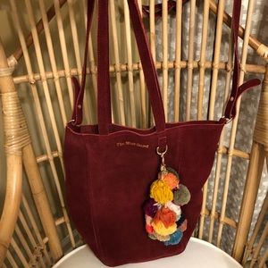 Anthropologie, The Wolf Gang Bag, Like new